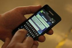 Cómo respaldar mensaje Samsung