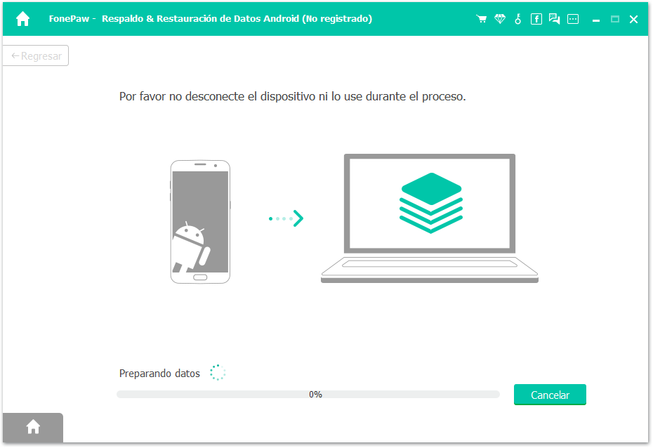 conectar dispositivo Android