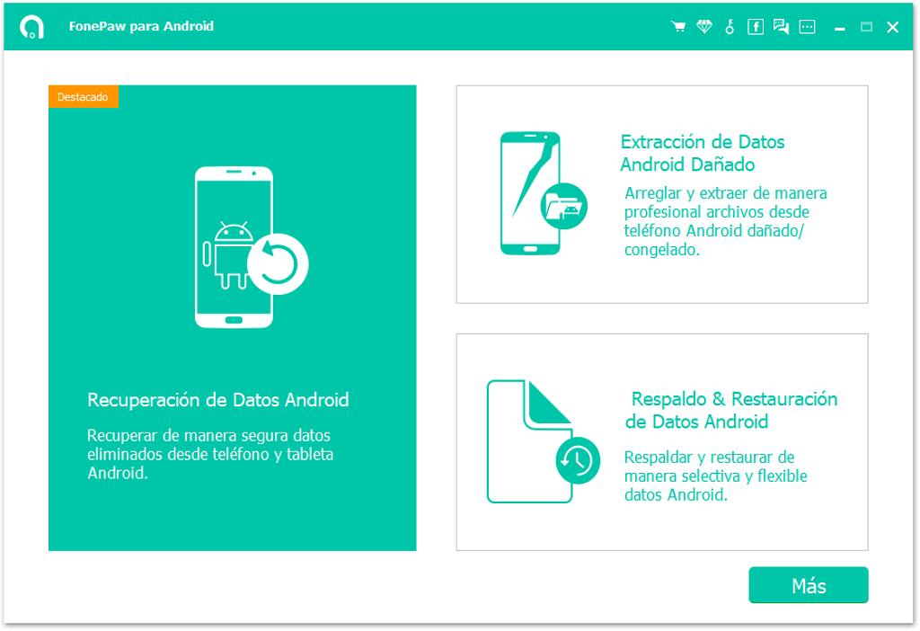 descargar Respaldo & Restauración de Datos Android
