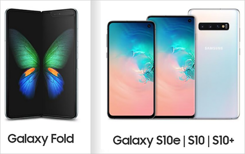 Samsung Galaxy Fold S10