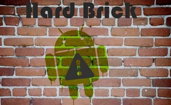 Hard Brick Android