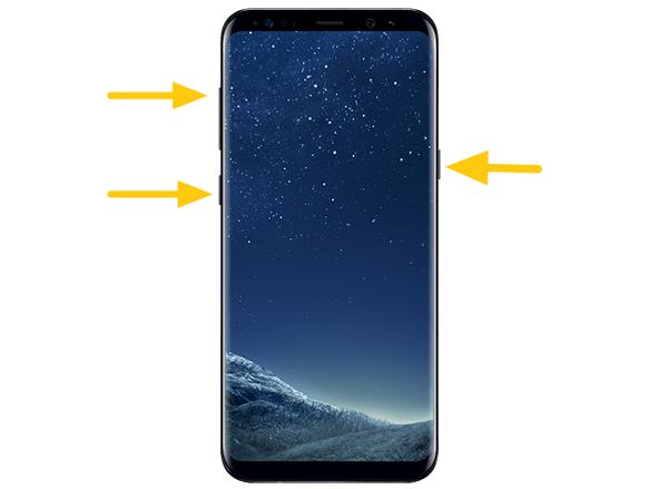 Entrar en modo recuperación Samsung