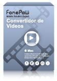 Convertidor de Vídeos para Mac