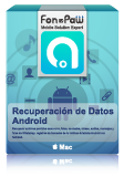 Recuperación de Datos Android para Mac