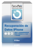 Recuperación de Datos iPhone para Mac