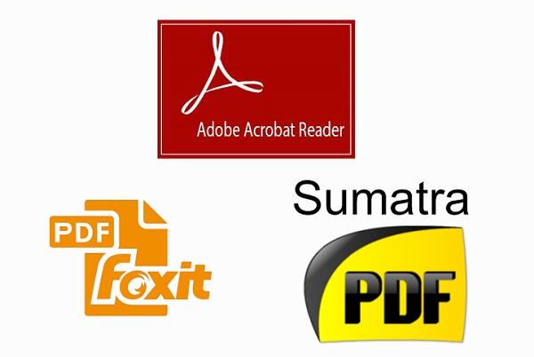 cambiar lector PDF