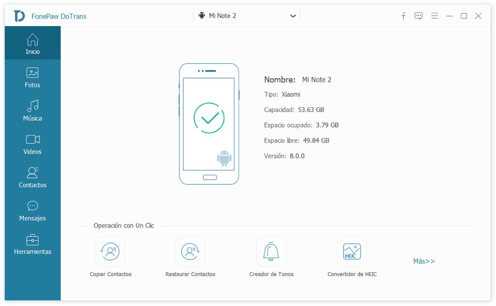 Conectar Xiaomi a PC