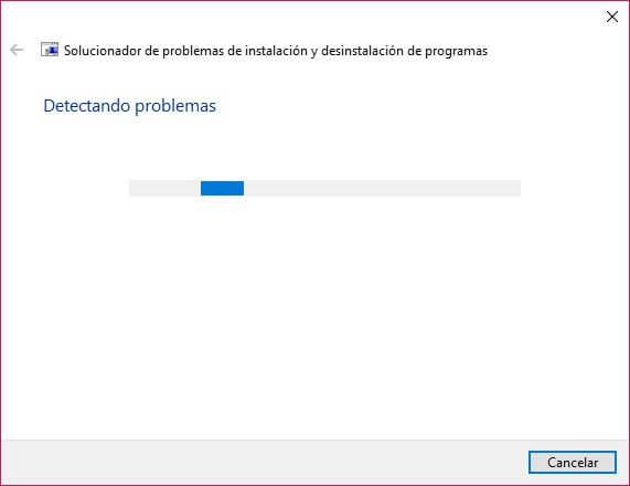 detectando problemas en Windows