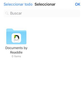 eliminar archivos no deseados en iCloud Drive