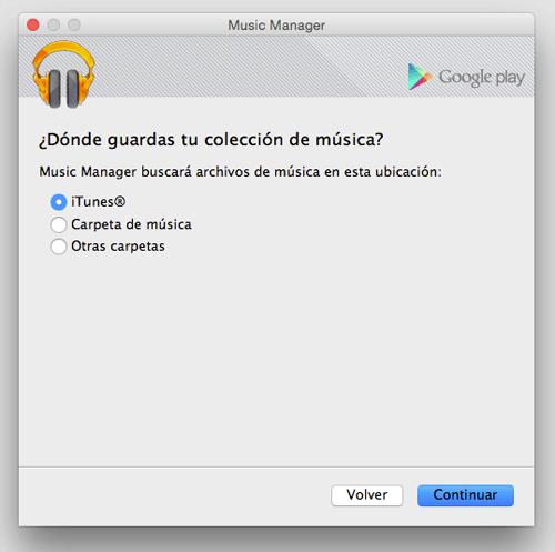 guardar colección de música en iTunes
