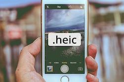 Qué es HEIC foto