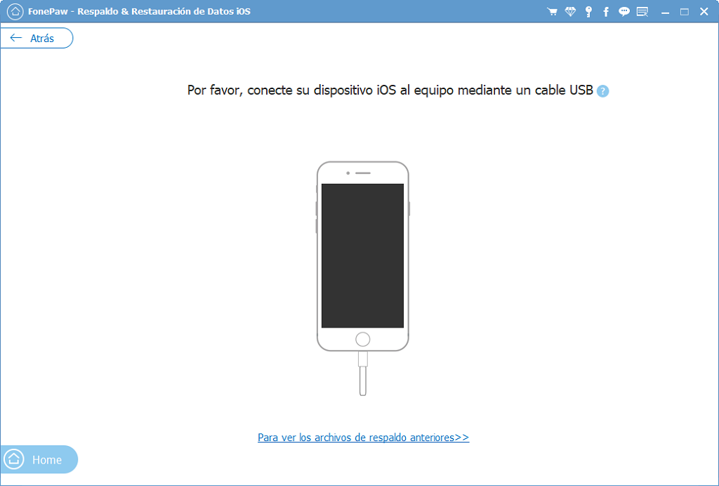 conectar iPhone con jailbreak con PC