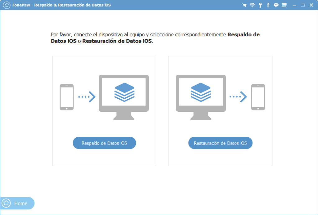 crear copia de seguridad de Facebook Messenger