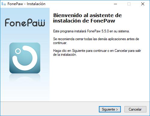 empezar a instalar recuperación de sistema iOS