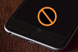 Cómo solucionar pantalla negra iPhone