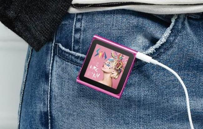 forzar inicio iPod Nano cuando está congelado