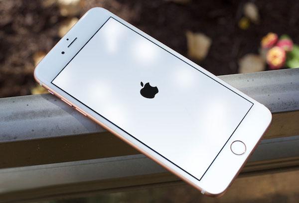 iPhone se queda en logo