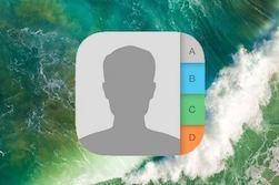 Pasar contactos de iPhone a PC