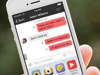recuperar conversaciones borradas de Kik en iPhone