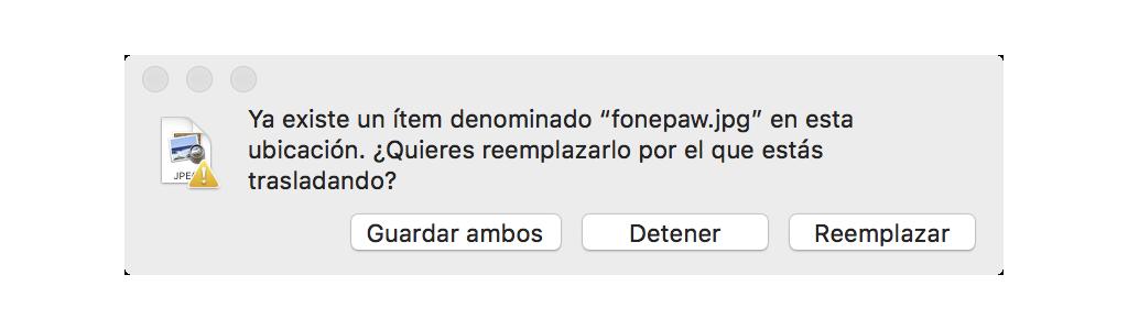 fusionar foto en Mac