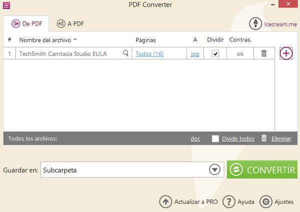 convertir un pdf a jpg