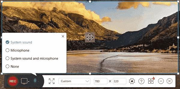 AceThinker Grabador de Pantalla online gratis
