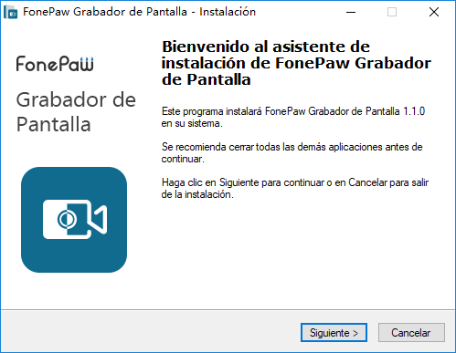 descargar FonePaw Grabador de Pantalla