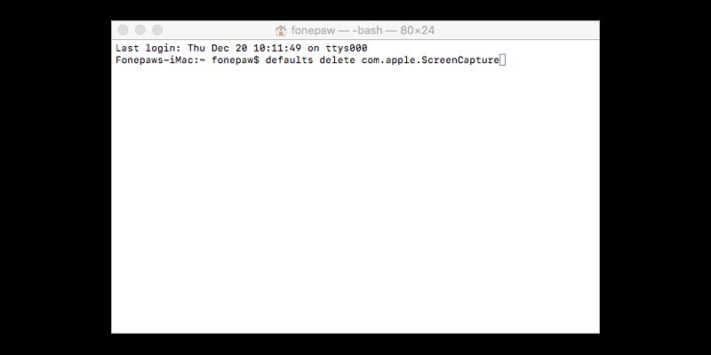 establecer cuenta de usuario de Mac