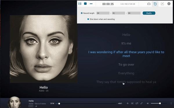 Grabar Amazon Prime Music a MP3
