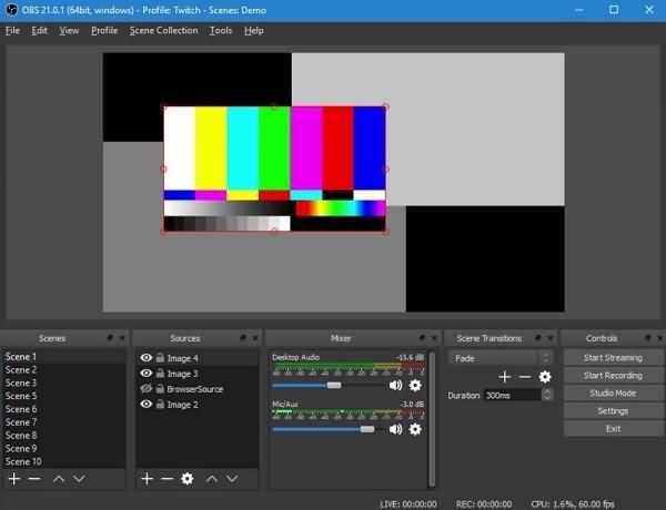 grabar LoL con OBS Studio