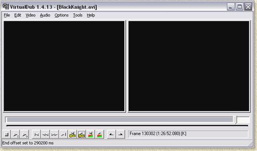 Virtualdub Grabador de Pantalla de código abierto