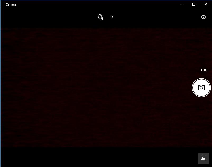 activar la aplicación de webcam en Windows