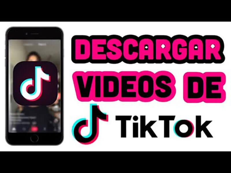 descargar vídeo de TikTok