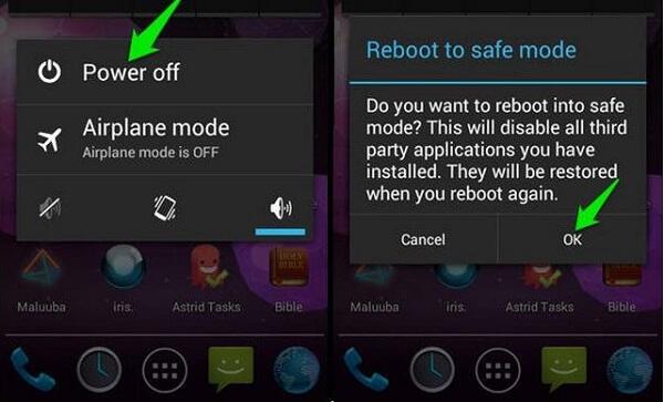 activar-safe-mode