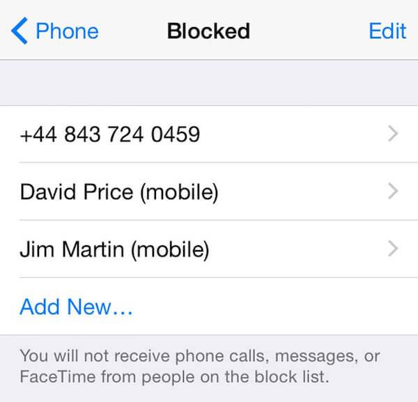 Cómo saber si te bloquearon las llamadas