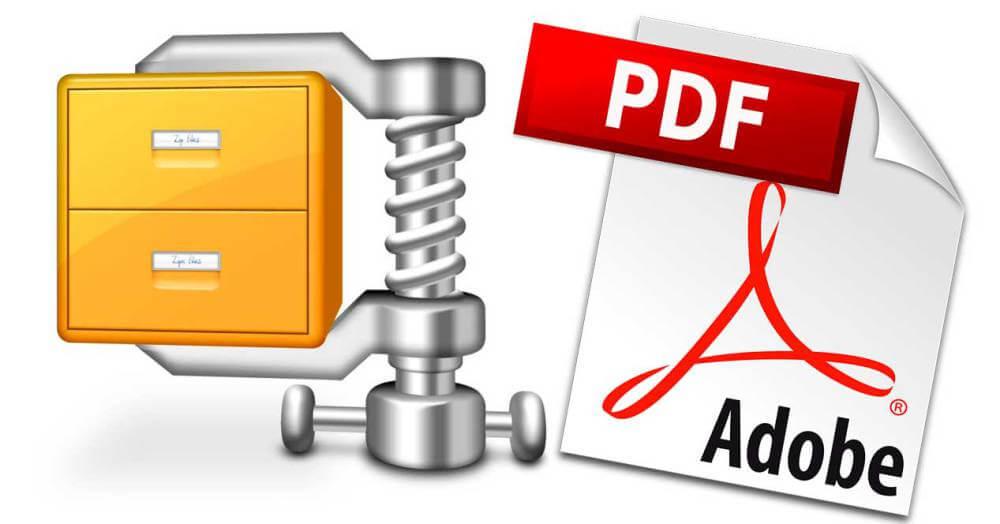 mejor compresor de archivos PDF