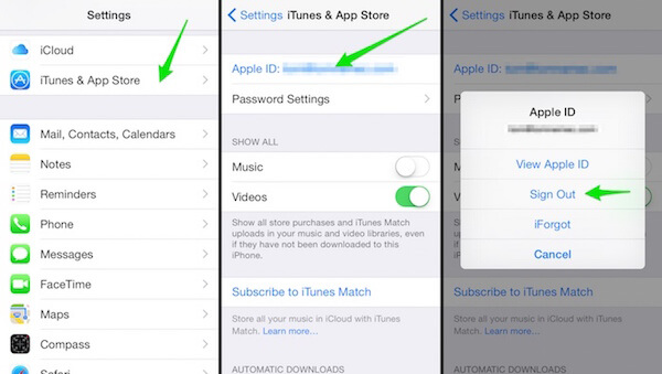 Conectar a App Store