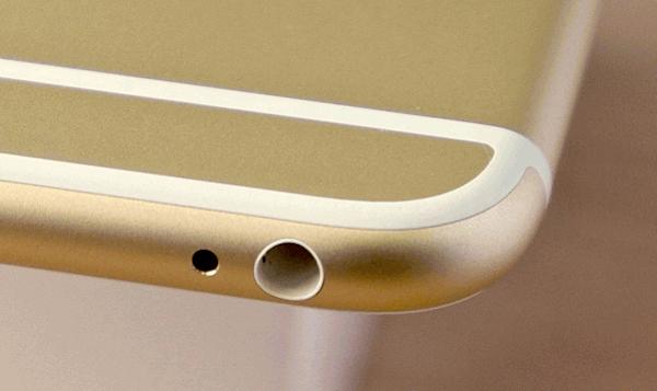 Conector para auriculares iPhone