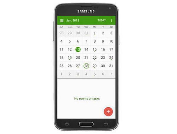Crear evento de calendario