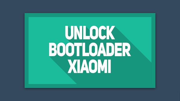 desbloquear el bootloader de Xiaomi