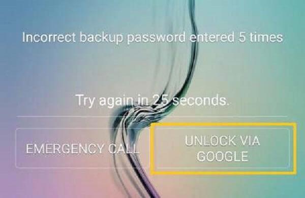 desbloqueo samsung con cuenta google