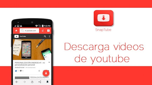 Descarga video YouTube
