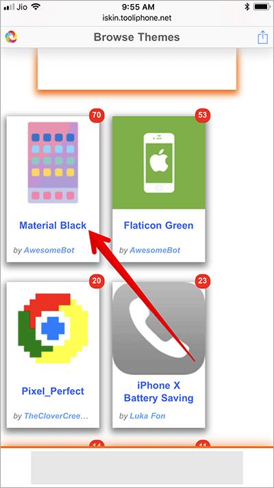 Cómo personalizar íconos de aplicaciones de iPhone