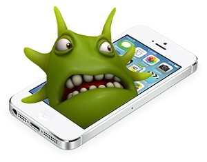 malware de dispositivos iOS