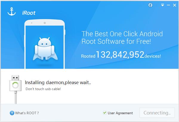 Empezar a Rootear con iRoot