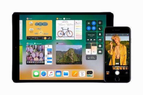 Más funciones iOS 11