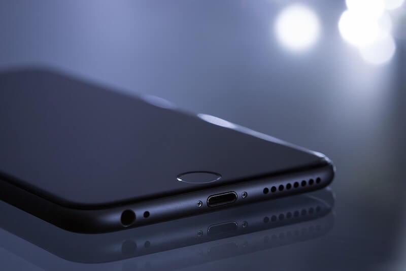 normas básicas para dispositivos iOS