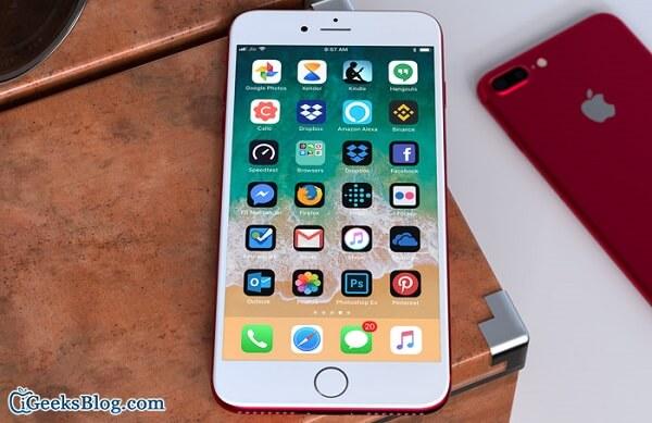 personalizar iconos aplicaciones en iphone