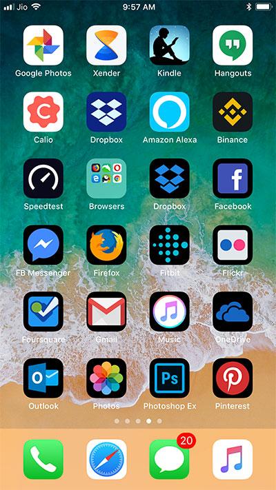 personalizar iphone