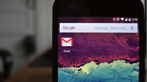 Problemas Gmail